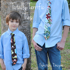 Totally Terrific Ties