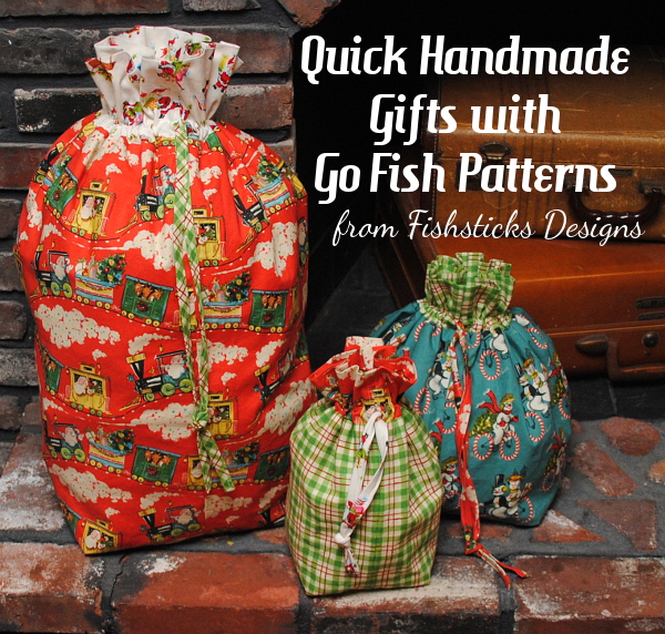 Handmade sewing christmas gift ideas