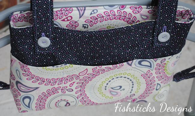 S Fishsticks Designs Blog Fascinating Walker Bag Pattern