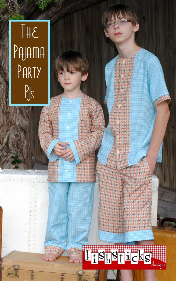 The Pajama Party PJs Big Kids