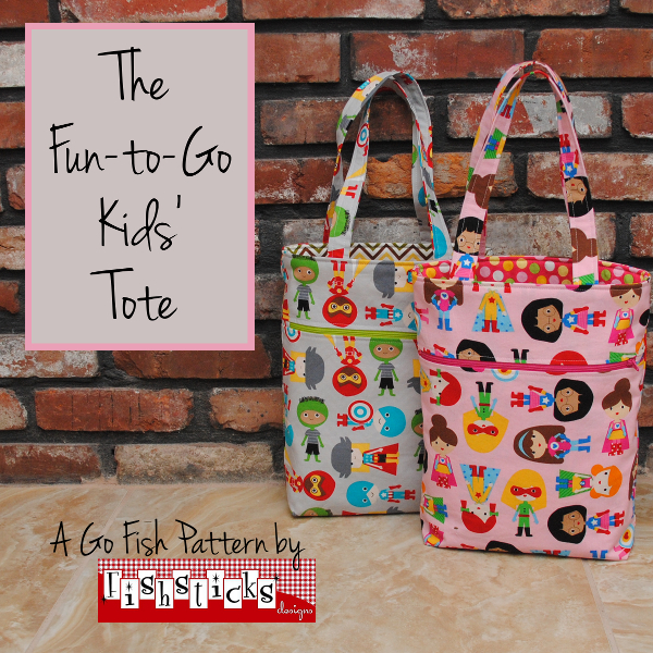 Fun-to-Go Kids' Tote