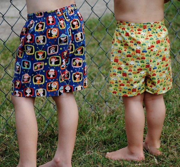 The Oh, Boy! Boxers | Fishsticks Designs