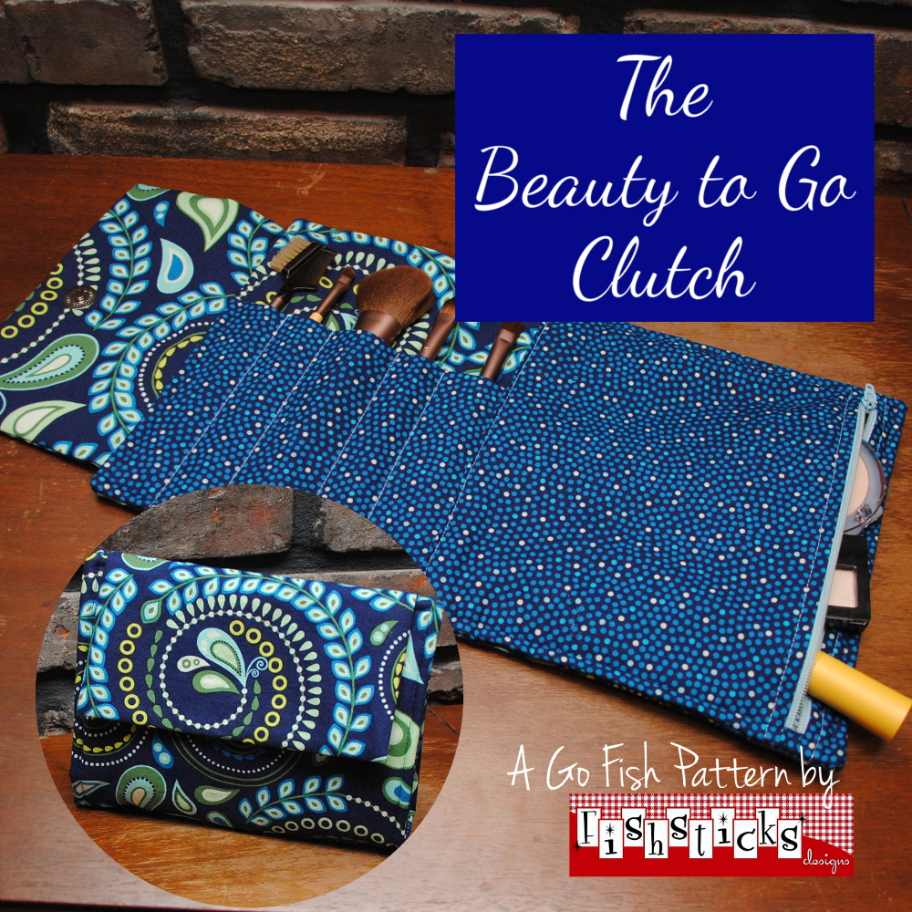 Beauty Clutch